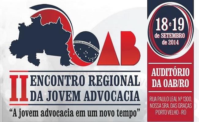 """OAB/RO promove ciclo de palestras na """"Semana de Valorização do Jovem Advogado"""""""