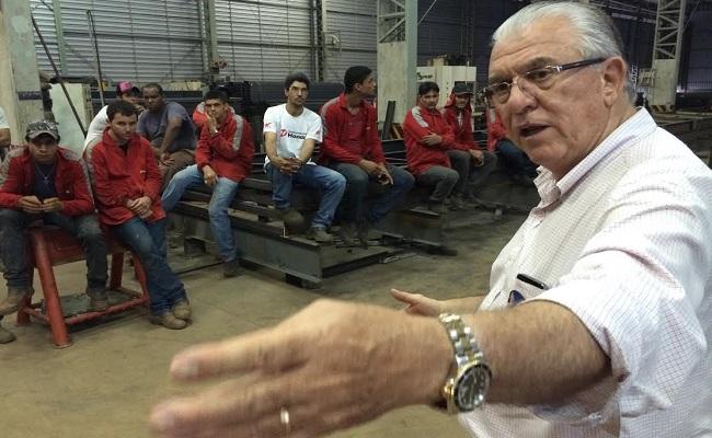 """""""Transposição dos servidores não saiu por culpa dos senadores"""", diz Moreira"""