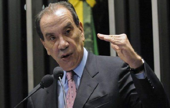 STF decide na terça-feira inquérito contra Aloysio Nunes