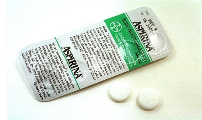 Estudo aponta que aspirina apresenta risco para mulheres com até 65 anos