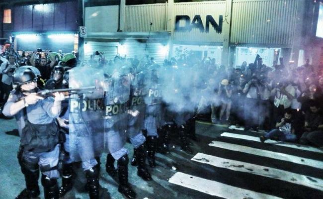Assembleia Legislativa de SP aprova projeto que proíbe uso de bala de borracha