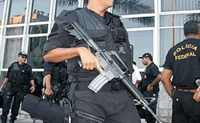 PF faz operação no DF e em MT contra o tráfico de drogas