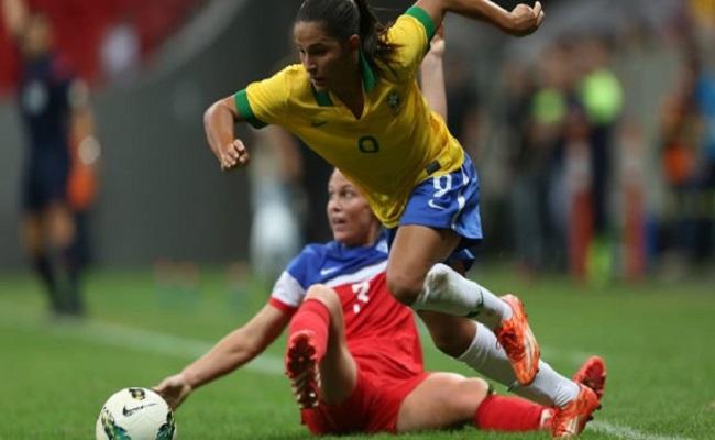Futebol Brasil empata com os EUA e fatura o Torneio Internacional Feminino pela quinta vez