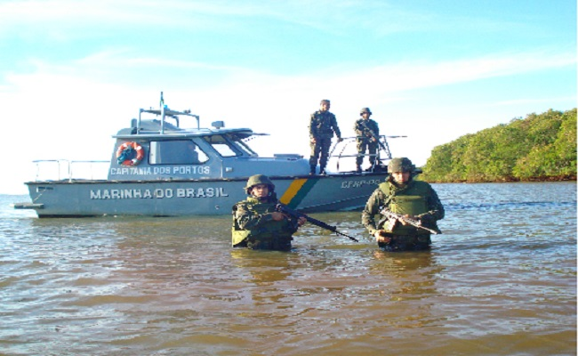 Barcos serão usados em ações de fiscalização de fronteira