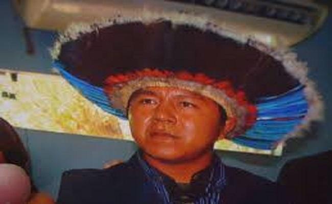 Vice-Presidente da câmara de Guajará-Mirim é preso durante madrugada