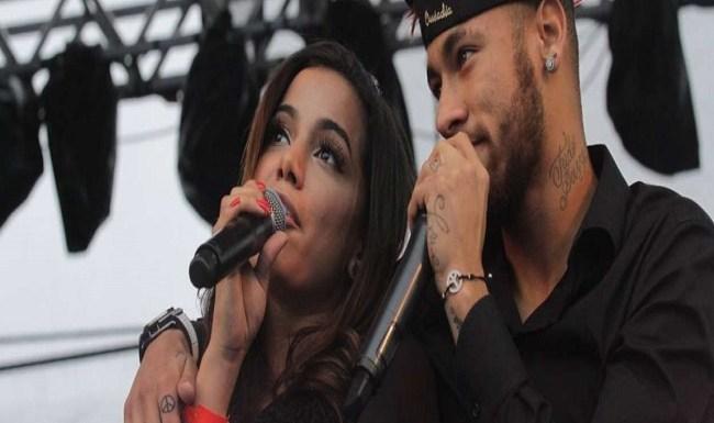 Neymar inaugura instituto com Anitta e outros famosos