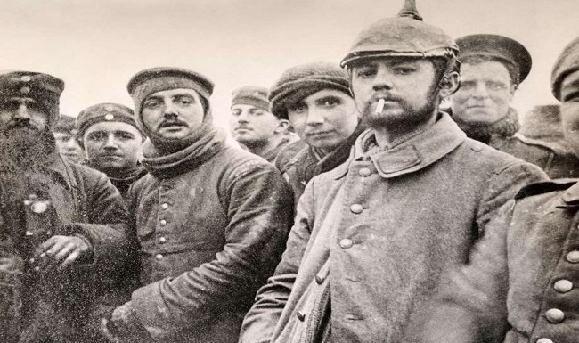 Futebol lembra 100 anos de trégua na 1ª Guerra Mundial