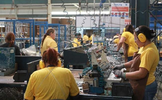 Faturamento da indústria cai 4,9% em novembro