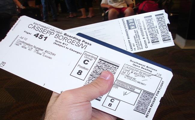 Cuidado: trocar passagem aérea pode pesar muito no bolso