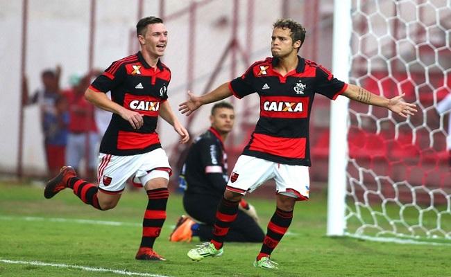 Flamengo goleia o Vilhena por 5 a 0