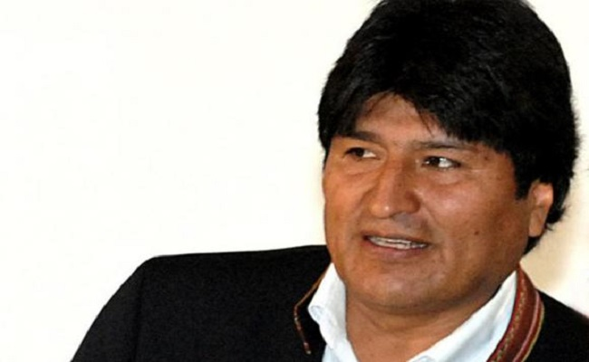 Evo Morales assume terceiro mandato na Bolívia