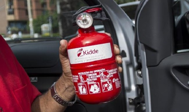 Publicada norma que prorroga prazo para substituição de extintor de incêndio