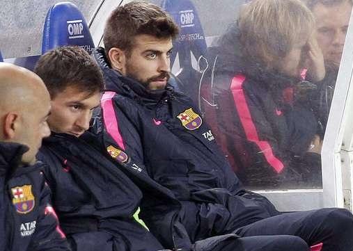 Neymar faz piada e manda Messi aquecer após Barça levar gol