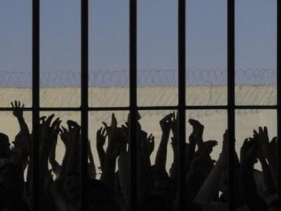 Seis presos ficam feridos em briga no Complexo de Bangu