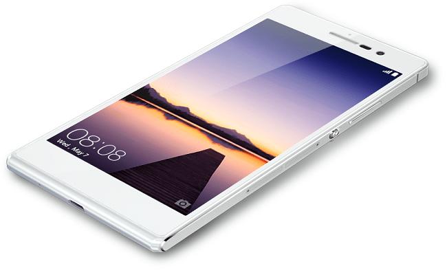 Ascend P7 se destaca pela maior câmera para selfies do mercado