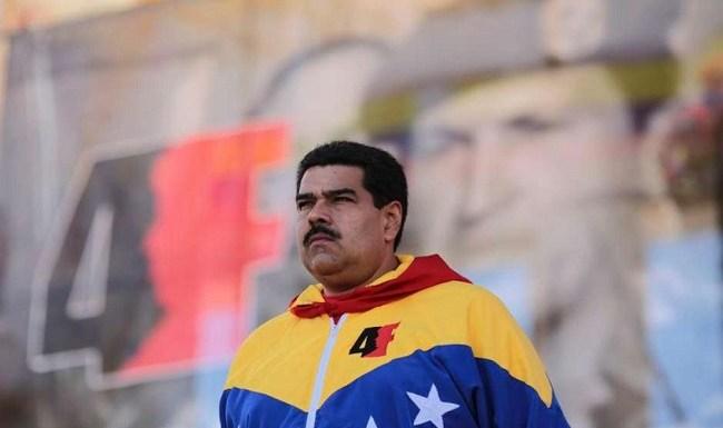 Maduro pede alerta com embaixada americana na Venezuela
