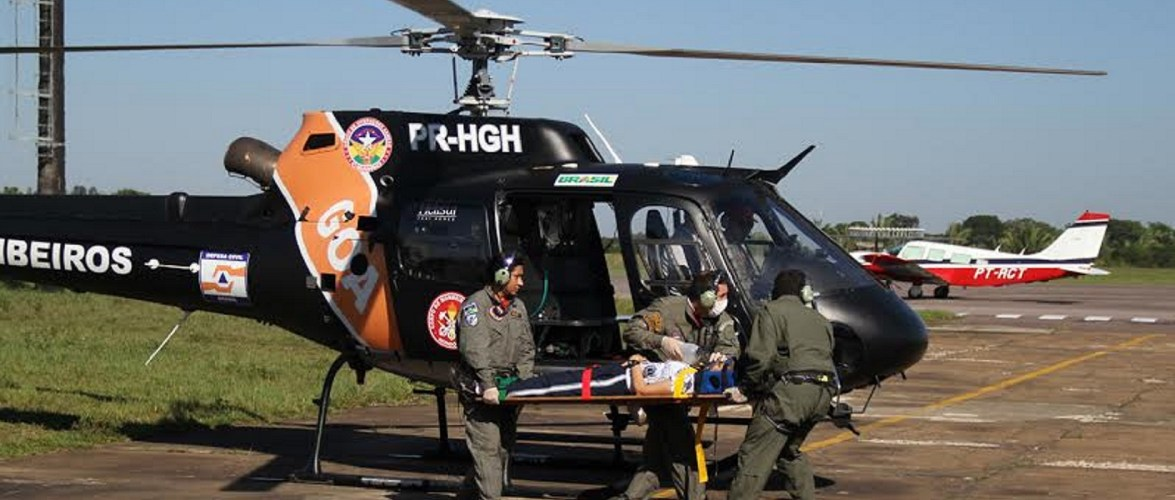 """Governo traz de volta o """"helicóptero da enganação"""""""