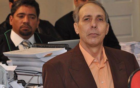 Hildebrando Pascoal, condenado a mais de 100 anos de prisão, é internado no AC