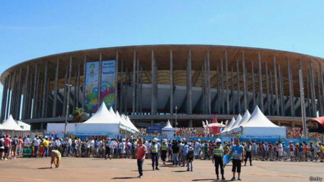 Copa: Prejuízo de 'elefantes brancos' já supera R$ 10 milhões