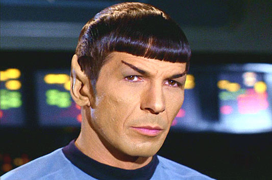 Morre o doutor Spock, de Jornada das Estrelas