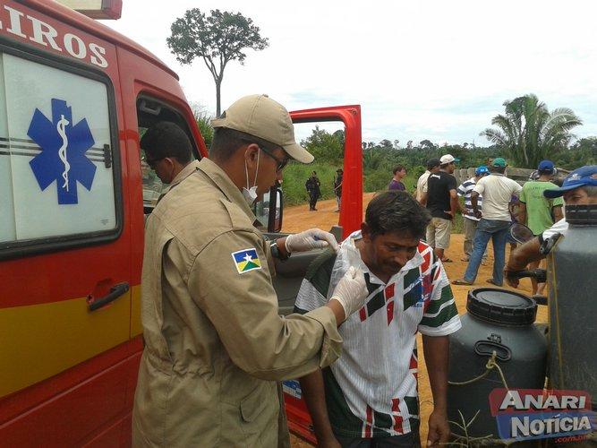 Sem Terras são assaltados e torturados em acampamento em Rondônia