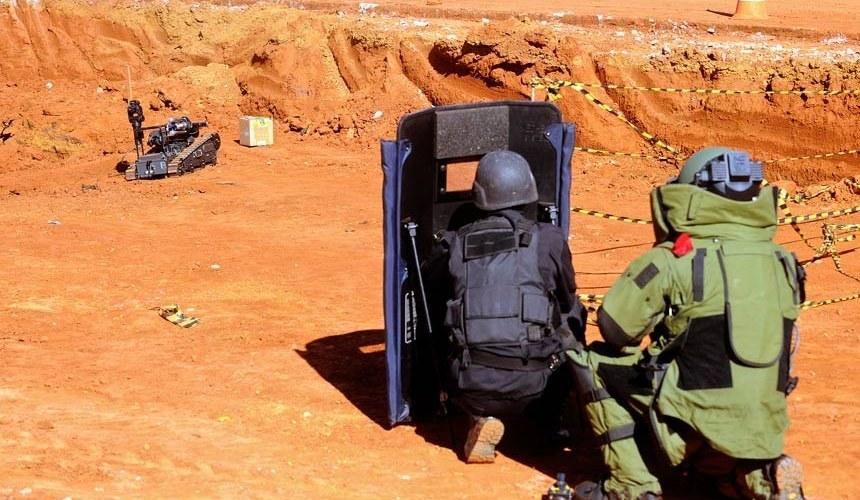 """Senado debate """"lei antiterrorismo"""" no Brasil"""