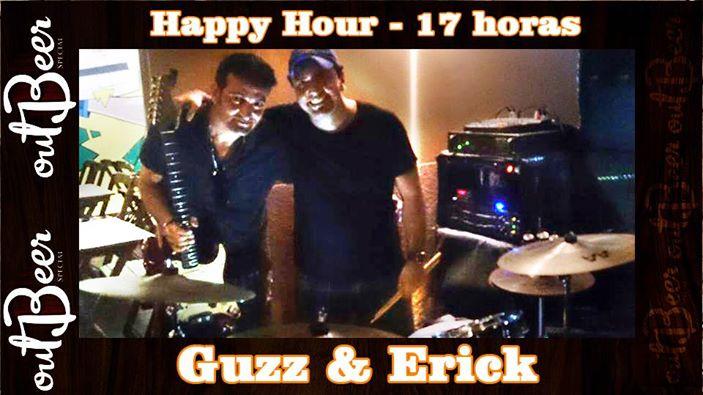 Sábado com Gustavo Erse e Erick Bennesby na Out Beer!