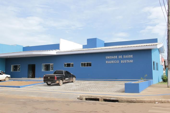 Unidade de saúde Mauricio Bustani será reinaugurada no próximo dia 15 de abril