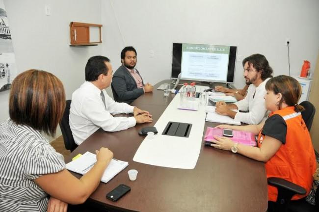 Funcultural reúne com Ministério Público para tratar sobre a Madeira-Mamoré