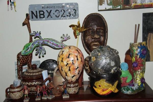 Funcultural promove exposição de artista plástico em Porto Velho