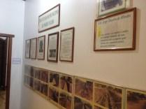 Documentos, fotos e publicações compõem acervo histórico do Memorial Governador Jorge Teixeira.