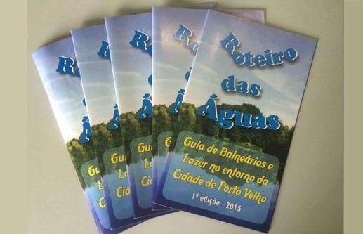 """CMTUR Desenvolve o guia """"Roteiro das Águas"""" para fortalecer turismo na Capital"""