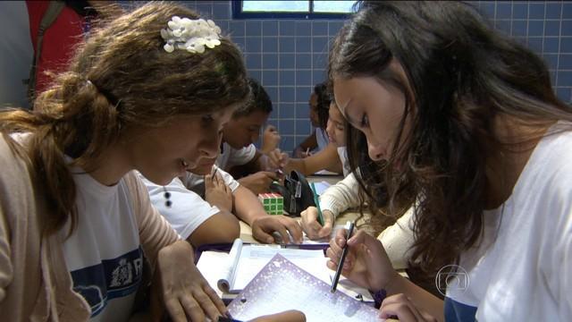 Olimpíada de matemática tem recorde de escolas e 18 milhões de alunos