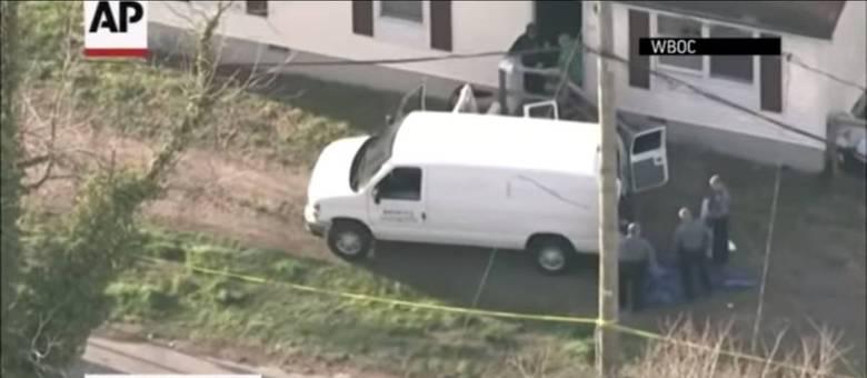 Pai e sete filhos morrem envenenados após luz da casa  ser cortada