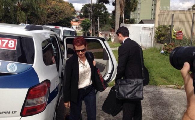 Cunhada de Vaccari se entrega à PF no Paraná