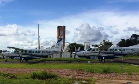 Empresa fará vôos diários de Porto Velho a Cacoal