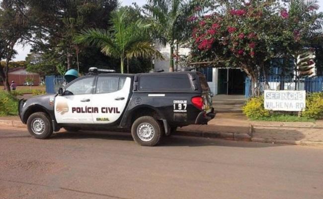 Auditor fiscal é preso em Vilhena em suposto esquema de propina