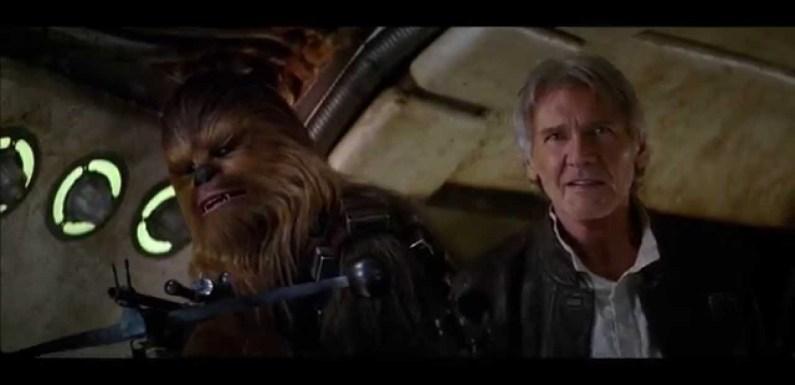 """""""Star Wars: O Despertar da Força"""", confira o trailer"""
