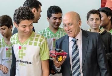 Alunos do IFRO poderão estagiar em órgãos do Governo de Rondônia