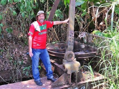 MPF pede à Justiça que prefeitura de Porto Velho comprove a retirada de escavadeira histórica da EFMMMPF pede à Justiça que prefeitura de Porto Velho comprove a retirada de escavadeira histórica da EFMM