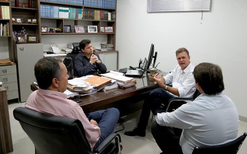 Goebel discute com ACIV implantação de voo entre Vilhena e Porto Velho