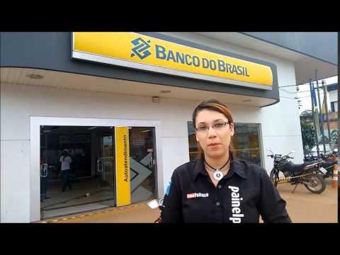 Ladrões explodem agência do BB em Porto Velho
