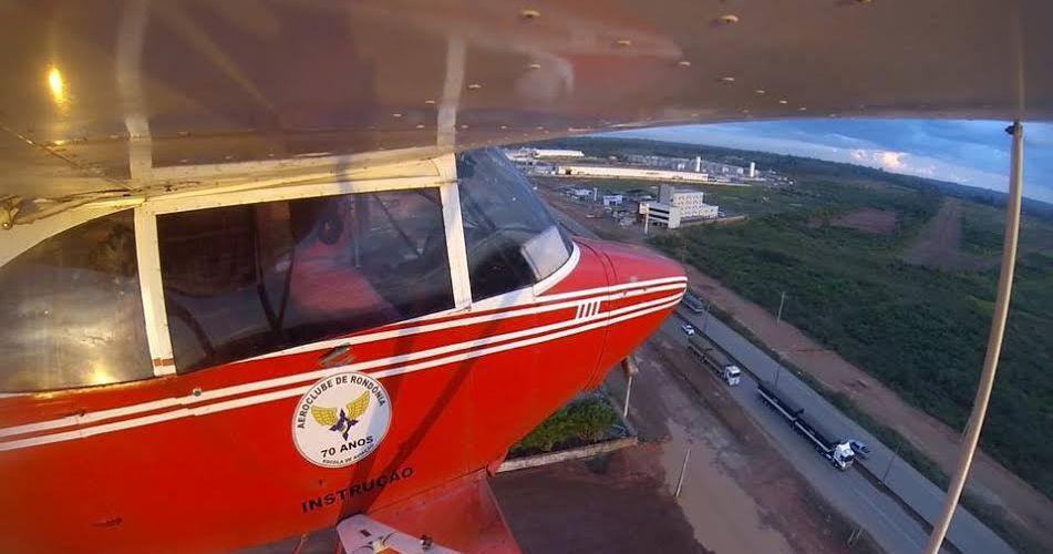 Aeroclube realiza até 07/07 inscrições para o Curso de Piloto Privado de Avião
