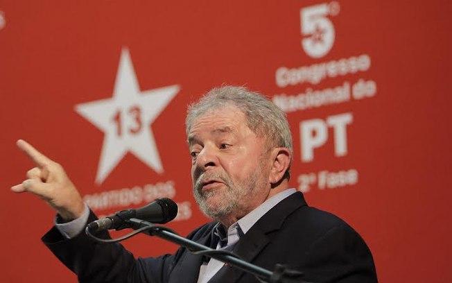 Lula: ser candidato ou não vai depender do que estiver acontecendo em 2018