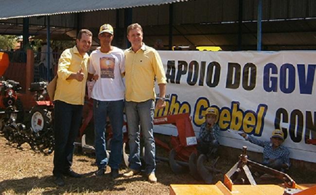 Emenda de Luizinho Goebel garante asfalto para Alvorada