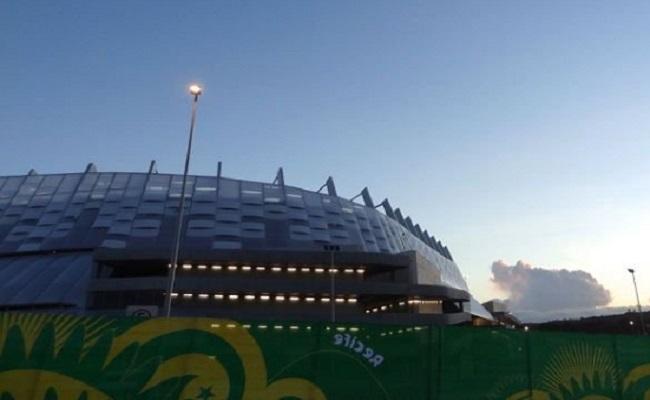 PF apura superfaturamento em estádio da Copa