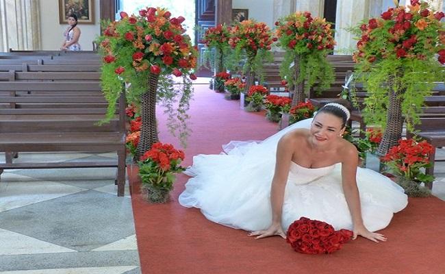 Noiva cai em golpe da decoradora e é envenenada no dia do casamento