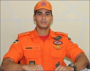 1º Tenente CBM Douglas Samuel de Araújo, condenado na Justiça agora é capitão