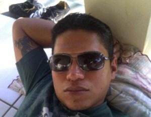 Aussiner Dutra Ferreira, morto por afogamento quando realizava treinamento de salvamento