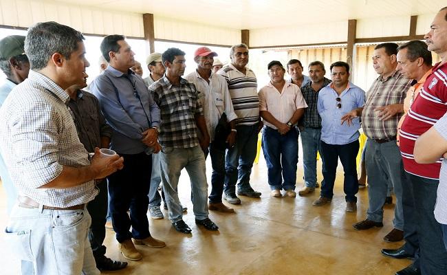 Maurão viabiliza 200 km de recuperação de estradas vicinais